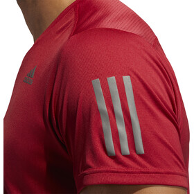 adidas Own The Run SS Tee Men active marine
